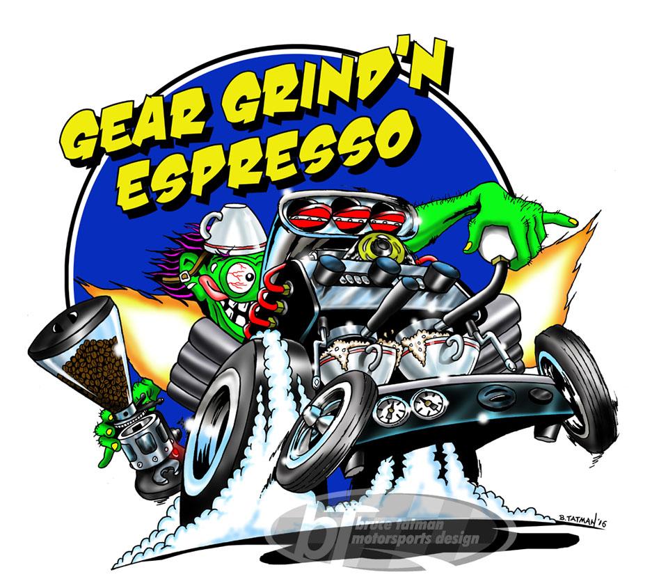 Gear Grind'n Espresso