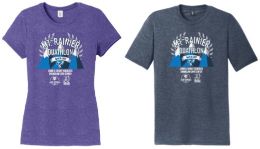 Mt Rainier Du Shirt 2019