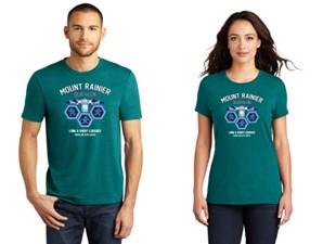 Mt Rainier Du Shirt 2021