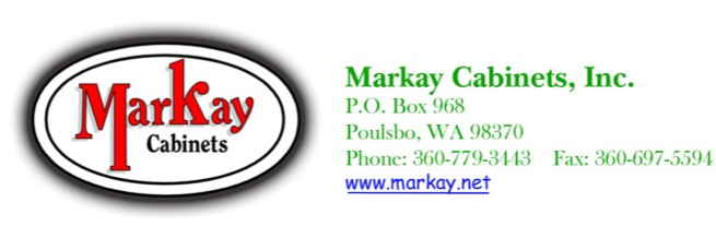 Markay Cabinets, Inc - <p>&nbsp;</p>